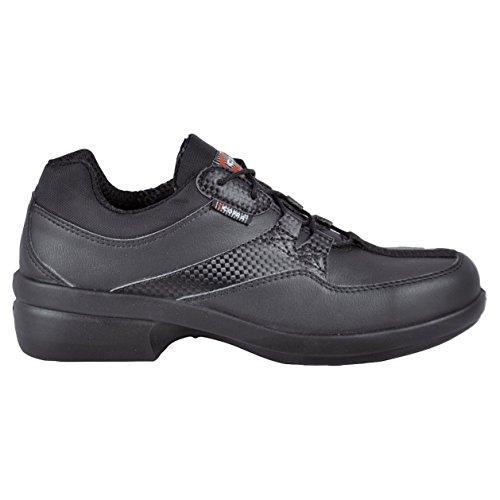 Cofra 84420-000.D37 Gilda S2 Chaussures de sécurité SRC Taille 37 Noir