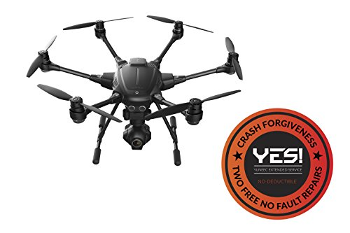 Yuneec YES! Crash Forgiveness - Typhoon H Drone