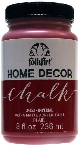 Plaid FolkArt Home Decor Chalk Furniture & Craft Paint in...