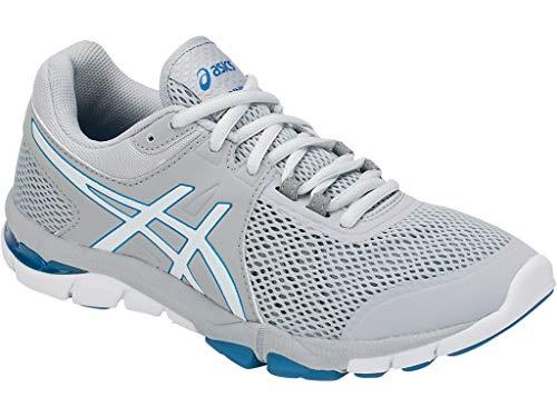 ASICS Gel-Craze TR 4 Mid Grey/White Women's Cross Training Shoes
