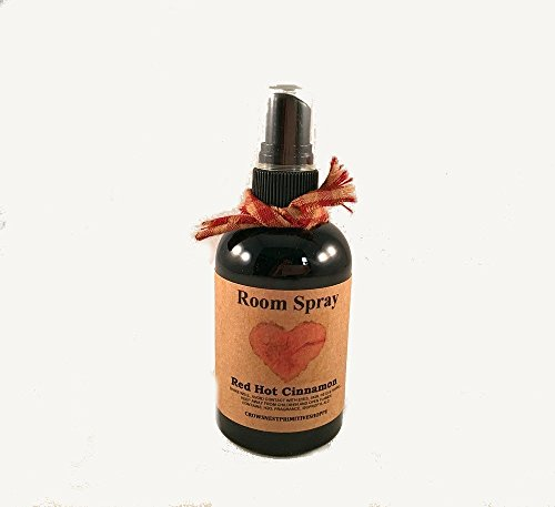 - Red Hot Cinnamon scented Room Spray made with warm spicy Red Hot Cinnamon fragrance. Works great in the office and car too! Just spray as needed. Choose your Size