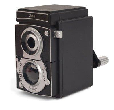 Camera Pencil Sharpner camera pencil sharpener (japan import) - Kicker Keepers