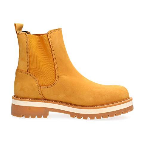 Lumberjack Sw50503 Botas D01 Kristy Yellow Mujer H8znYTW