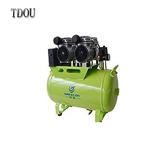 tdoubeauty Dental greeloy Compresor De Aire Silencioso Sin Aceite ga-62