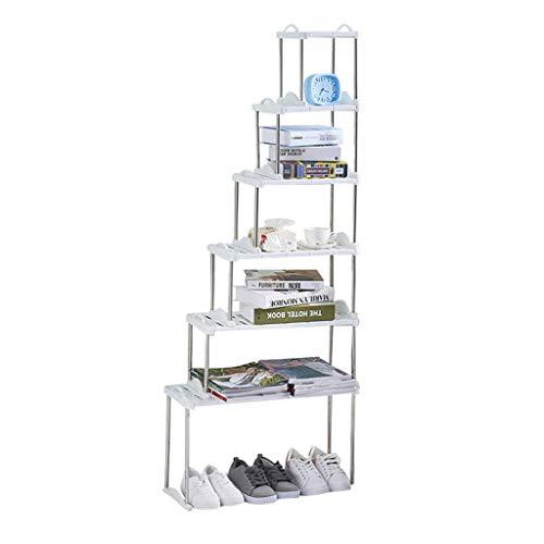 ZYN Bathroom Floor-standing Shelf Bathroom Basin Sink Off The Shelf Cabinet Layering Storage Storage Rack (Size : 58.52425.5CM) by ZYN