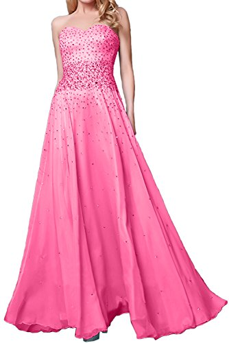 Topkleider - Vestido - trapecio - para mujer rosa 56