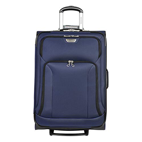 (Monterey 2.0 28-Inch 2-Wheel Check-In Suitcase in Lake Blue)