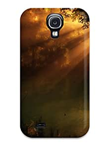 Fowleavis Premium Protective Hard Case For Galaxy S4- Nice Design - Nature by icecream design