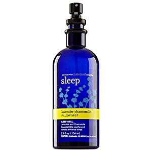Bath and Body Works Aromatherapy Pillow Mist Lavender Chamomile Retired Fragrance