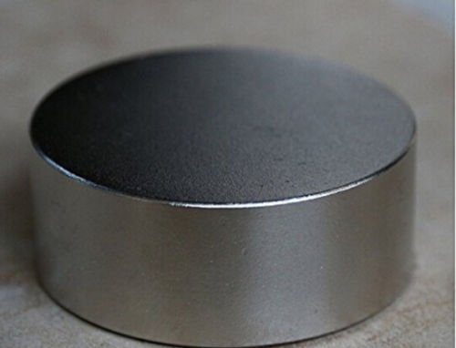 AOMAG 50x20mm Super Strong Dia.N52 Rare Earth Neodymium Disc Cylinder Magnet