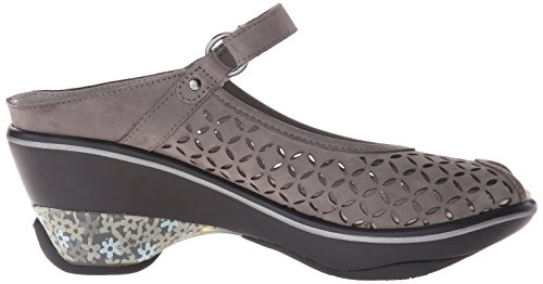 Jambu Womens Travel-encore Platform Pump Darkgrey
