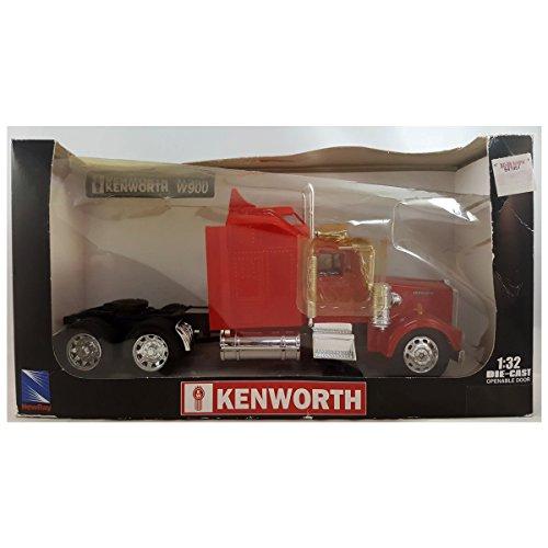 (Kenworth W900 Cab Long Hauler Diecast)