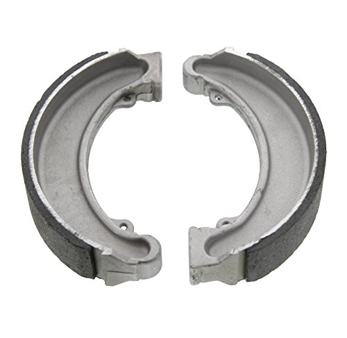 Race Driven Rear Brake Shoes for Honda Fourtrax Sportrax TRX250 250 TRX300 300EX 300 ATC250SC ATC250 250SX ATC250ES ()