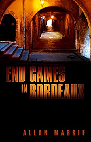 book cover of End Games in Bordeaux