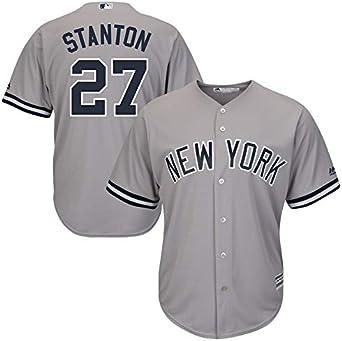 Ginksharing Camiseta de béisbol de MLB Personalizada para Hombres Mujeres Jóvenes de béisbol Equipo de Color Personalizado Nombre y número del Jugador: Amazon.es: Ropa y accesorios