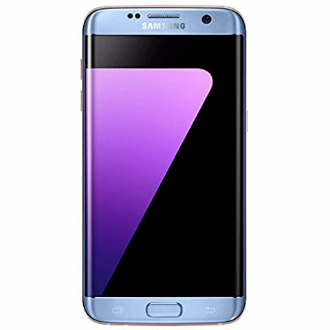 Samsung Galaxy S7 Edge 32GB G935F LTE Factory Unlocked Smartphone (Blue Coral)