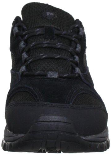 Merrell PHOENIX GTX - Zapatos de senderismo de cuero hombre negro - Schwarz (BLACK/CARBON)