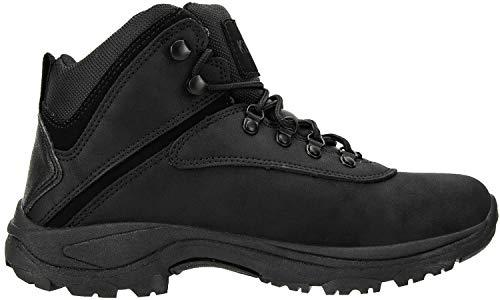Kitleler Mens Waterproof Hiking Boots Lightweight Outdoor Sandproof Boots