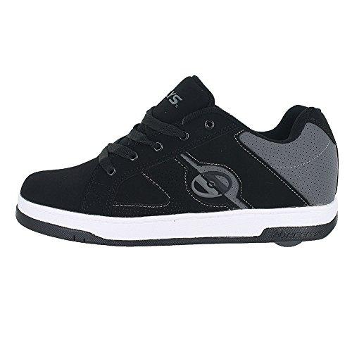 Heelys Heren Splitmode Sneaker Zwart Grijs