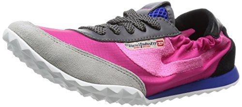 Diesel Women's U Go Girls Girlkode W Fashion Sneaker Fandango Pink/Paloma/Black clearance store NyNjDY