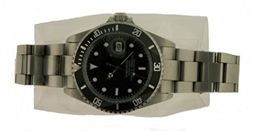 Protective Vinyl Wraps for Watches - 12 pack