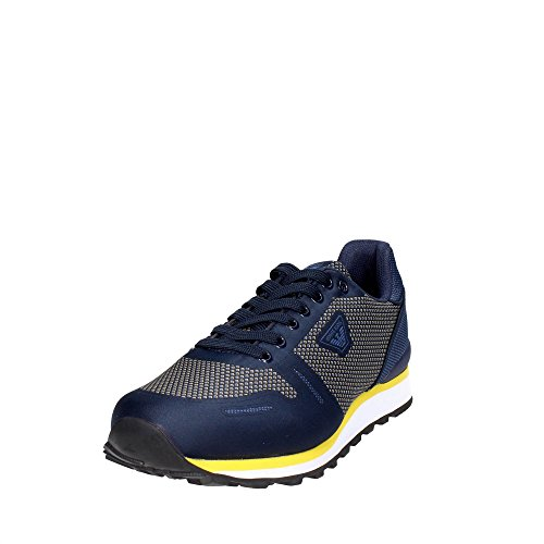 Armani Jeans 935026 Sneakers Herren Blau 43