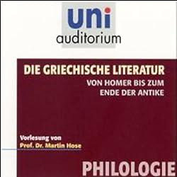 Die griechische Literatur