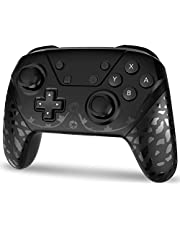 Wireless Switch Controller for Nintendo Switch/Switch Lite, Switch Remote Pro Controller Switch with Turbo Motion Control and Vibration, Switch Pro Controller for Nintendo Switch Console, Black