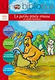 Le bibliobus CP/CE1 : La petite poule rousse ; Moi, quand je serai grand ; La sorcière de mes rêves ; Un boxeur d'un mètre dix (Ecoles)