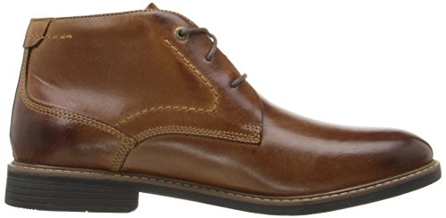 Rockport Men's Classic Break Chukka Boot Dark Brown Leather official site for sale ey2AI0