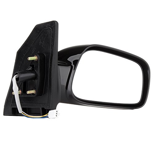 ECCPP Towing Mirror Replacement fit for 2003-2008 Toyota Corolla Black Power Right Passenger Side Mirror