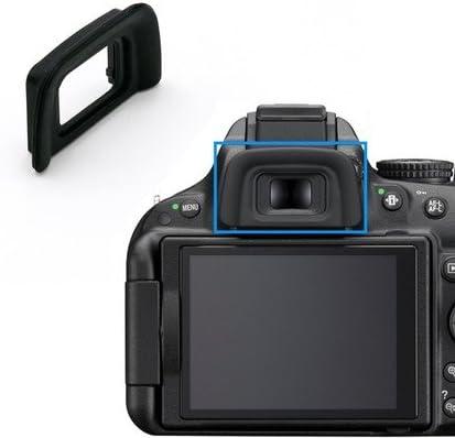 Nikon DK-20 ocular Eyecup Eyepiece Visor paraocchi 22 mm cubierta ...