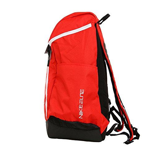 Nike Hoops Elite Max Air Team 2.0 Basketball Backpack University Red Black  White  Amazon.com.au  Sports 2ee42fe83d467