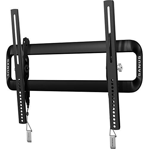 Sanus VMT5B1 40-50 Inches Premium Series Tilt Wall Mount for Flat-Panel TV (Black)