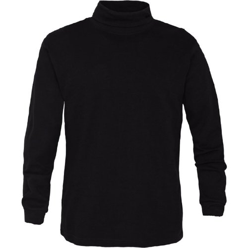 Trespass Mens Schuss Warm Sports Ski Polo Top Black M, L, XL, XXL
