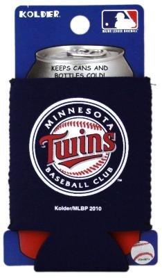 MINNESOTA TWINS MLB CAN KADDY KOOZIE COOZIE COOLER ()