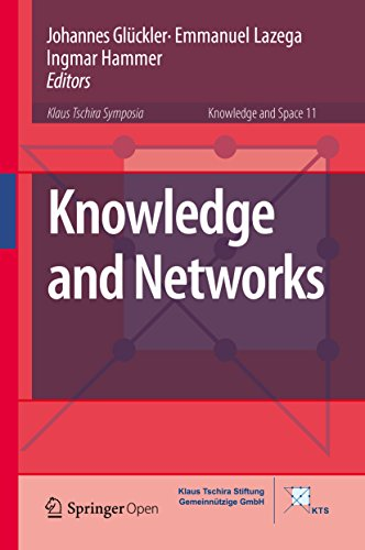 Knowledge and Networks (Knowledge and Space)