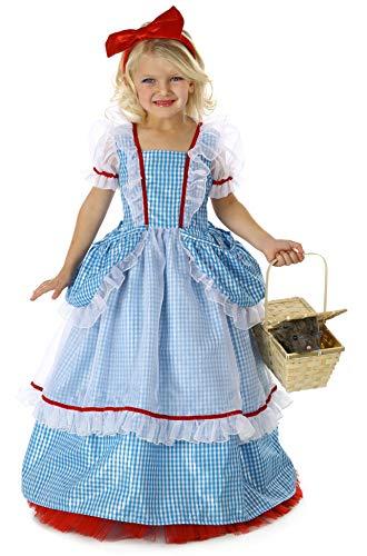 Princess Paradise The Wizard of Oz Dorothy Pocket Princess Costume Blue/White]()