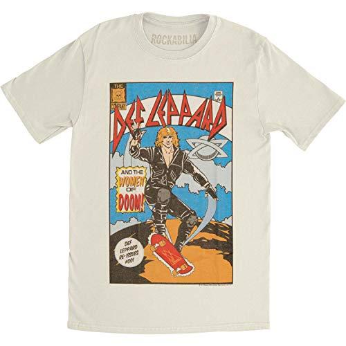 American Classics Def Leppard Comic T-Shirt
