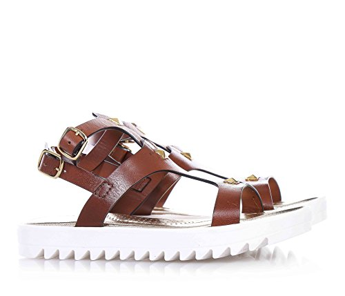 Sandale SAUSALITA-Marron-Fille