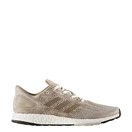 sneakers for cheap e330c bf7c1 Galleon - Adidas Performance Men s Pureboost Dpr Running Shoe, Trace  Khaki Simple Brown Black, 12.5 M US