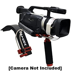 Opteka CXS-1 Video Shoulder Stabilizer Support System for DSLR Cameras and Camcorders