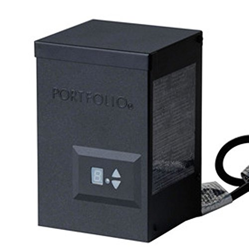 Portfolio 120-Watt Landscape Lighting Transformer with Digital Timer with Dusk-To-Dawn Sensor