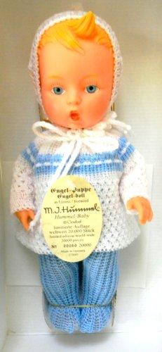 (M J Hummel Collectors Boy Doll Vinyl 00060 of 20000)