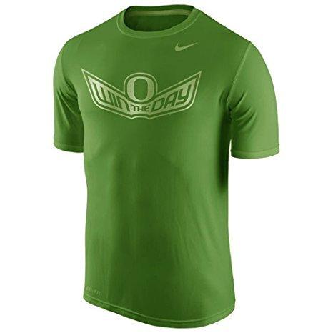 Nike University Oregon (Oregon Ducks Championship Drive T-Shirt - Men - M)
