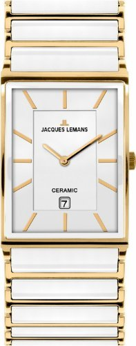 Jacques Lemans Men's Quartz Watch 1-1593F 1-1593F with Metal Strap