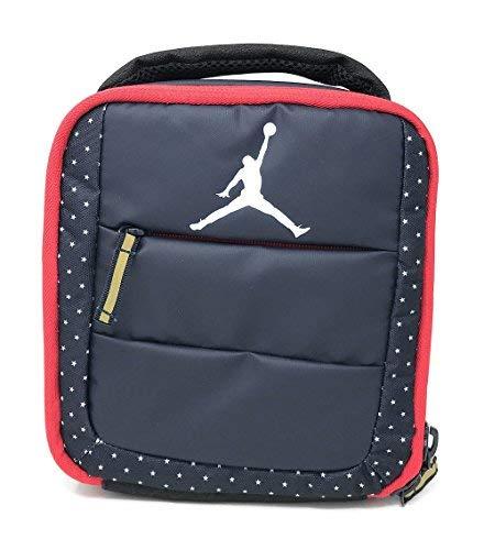 NIKE Jordan Boy's Lunch Tote Bag (Michael Jordan Lunch Box)