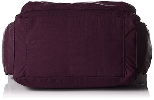 Kipling Women's Shoulder Gabbie Ref34z Purple Plum Purple Bag 7xr7w