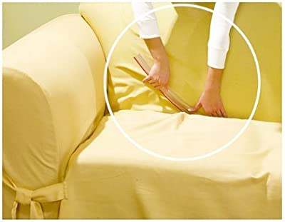 Sure Fit Sofa Tuck Once Grips-Crystal Clear