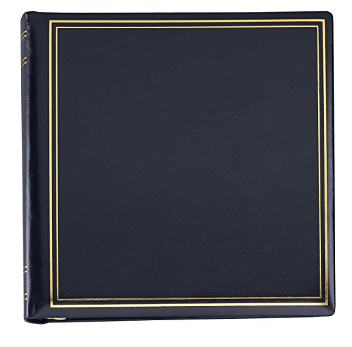 Exposures Presidential Extra-Capacity Photo Album (Antiqued Top Leather Grain)